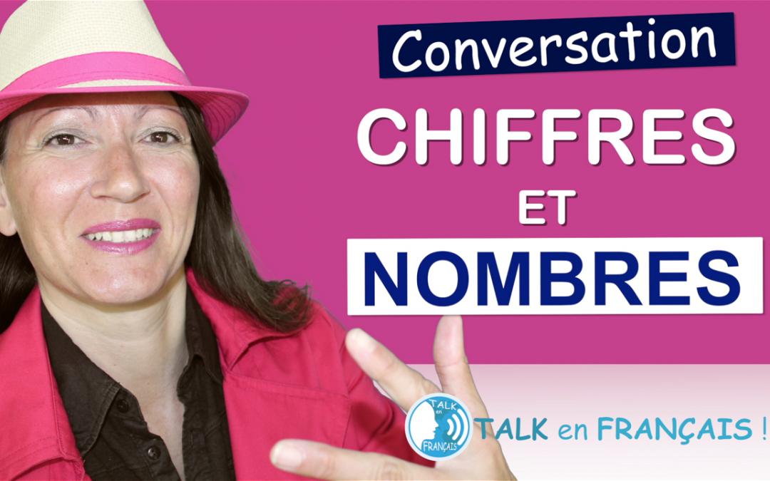 Parler des Chiffres et Nombres 0-20 en Français – Conversation en Français
