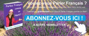 Signup Newsletter TalkEnFrançais
